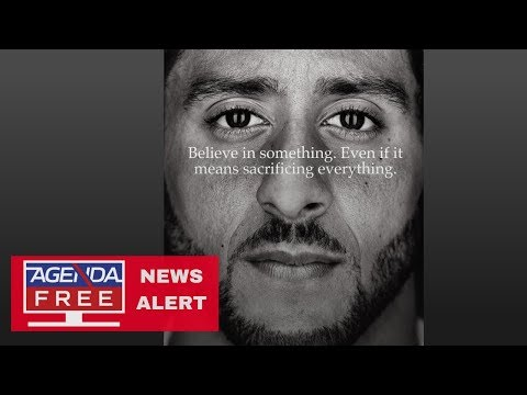 Colin Kaepernick Is Face Of New Nike Ad Campaign Live Coverage Youtube