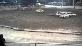 #68 figure 8 racing. Rigby, ID(1)