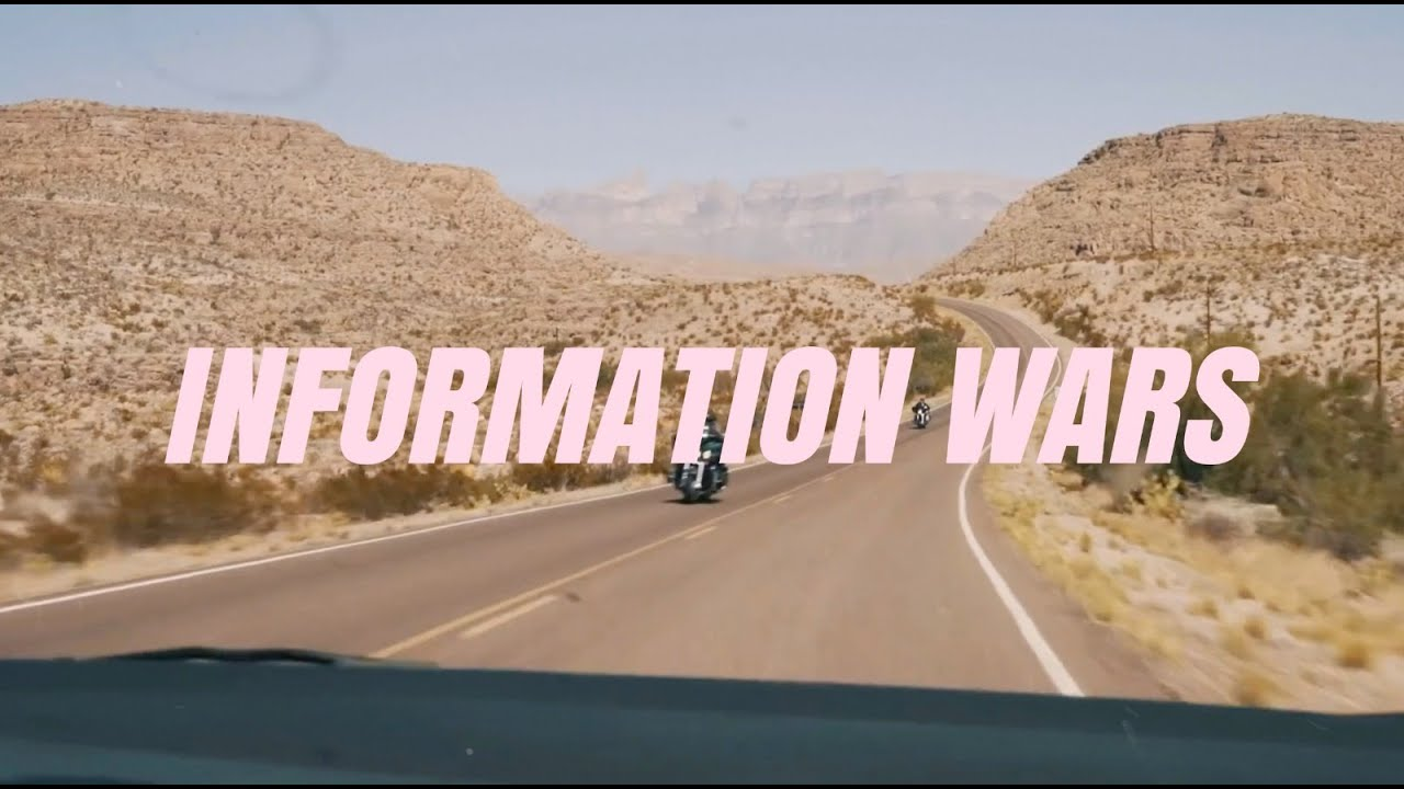 Summer & The GIANTESS - Information Wars