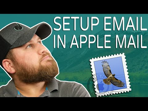 How To Add ANY Email To Apple Mail On MacOS