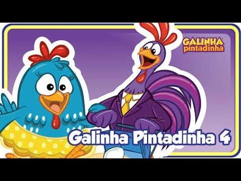 Galinha Pintadinha 4 Completo Hd Youtube