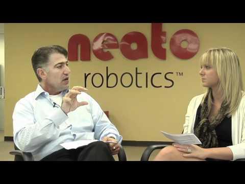 Interview with Max Safai of Neato Robotics
