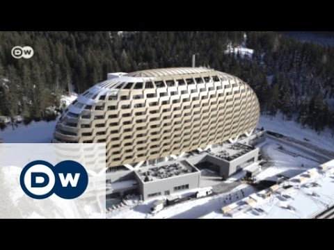 Davos:  Economic Forum and Ski Paradise | Euromaxx