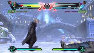 The Lone N00b Describes Hardcore Pornography 8 (UMVC3)