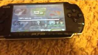How to download csportable on your psp without computer