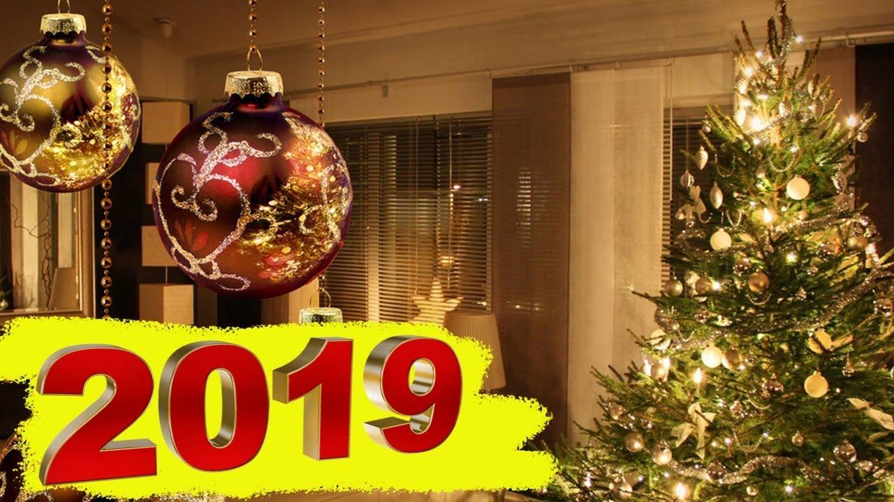 Как украсить дом на Новый год 2019 своими руками - YouTube