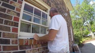 Replacing old, wooden windows - From Land to Sea
