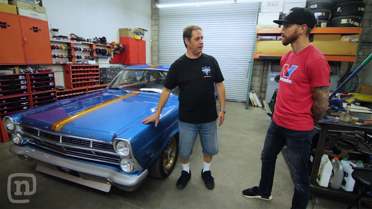 Pure Vision S Visionary Muscle Cars Garage Tours W Chris Forsberg