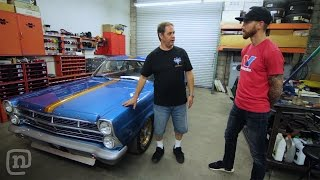 Pure Vision's Visionary Muscle Cars: Garage Tours w/ Chris Forsberg