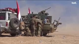 الجيش الاميركي يتوقع بدء المعركة الشهر المقبل