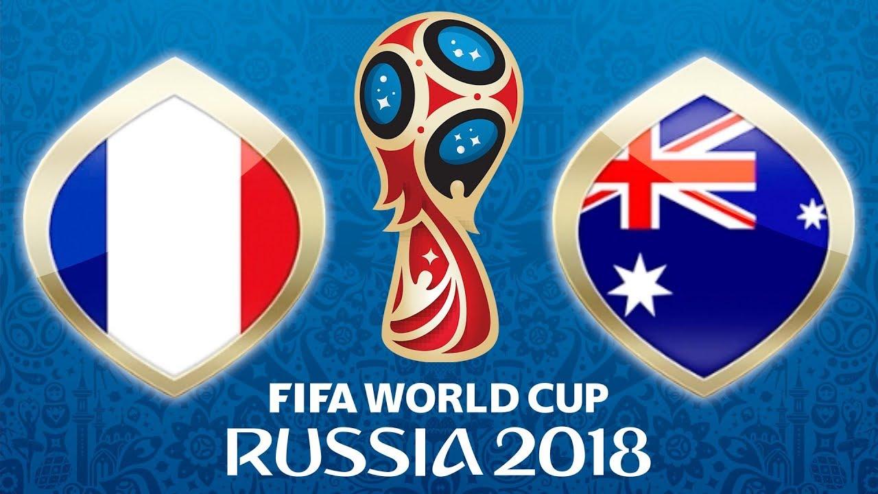 Wm 2021 Frankreich Australien