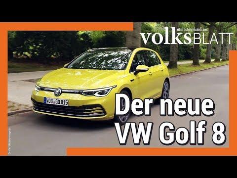 Der neue VW Golf 8   Review und Fahrbericht   OÖ Volksblatt