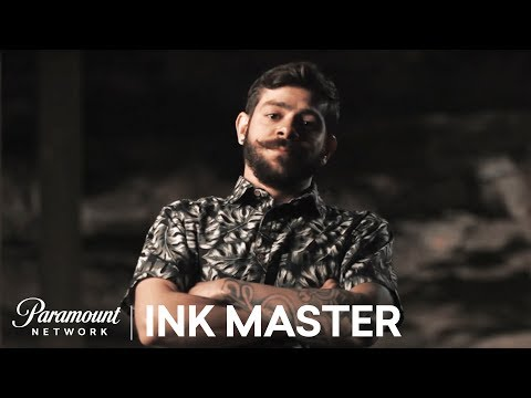 Meet The New Artist: Gian Karle Cruz - Ink Master, Season 8