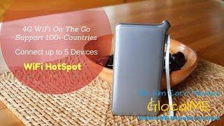 GlocalMe U2 4G Wifi HotSpot
