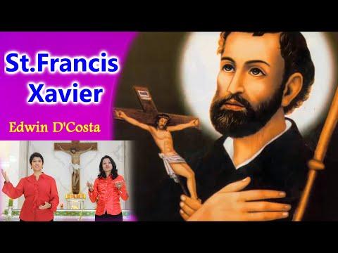 New KONKANI SONGS..St.Francis.. by Edwin D'Costa. * Martha & Florinda 2018 GOA Youtube.