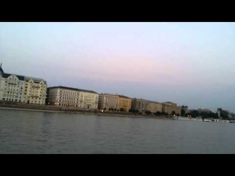 Budapest Day scenery
