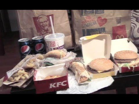 Kto Szybciej Dostarczy Ci Jedzenie? Sprawdzamy Nową Usługę McDonald's