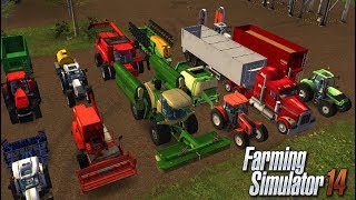 farming simulator 14 unlock, hack machines (hack Android)