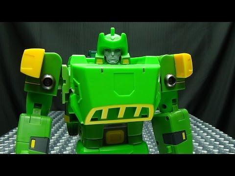 Unique Toys ALLEN (Masterpiece Springer): EmGo's Transformers Reviews N' Stuff