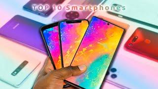 Les 10 MEILLEURS SMARTPHONES de 2019 !