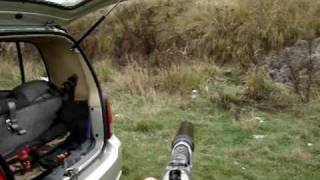 co2 makarov with a suppressor field test