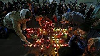 وصول جثامين 144 من ضحايا الطائرة الروسية إلى سانت بطرسبورغ       2-11-2015