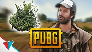 Bush - PUBG Logic - VLDL (bush or enemy??)