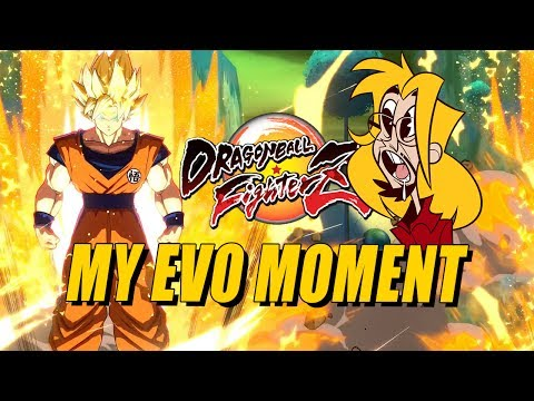 MY EVO MOMENT: Max Plays DragonBall FighterZ at Evo 2017
