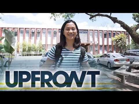 Lady Maroon Ayel Estranero Takes Us To The Top 5 Study Spots In UP Diliman | UPFRONT