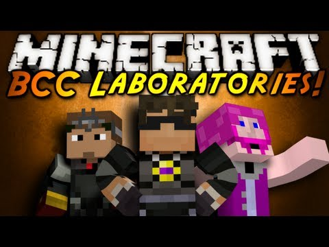 Minecraft: BCC Laboratories Part 1!