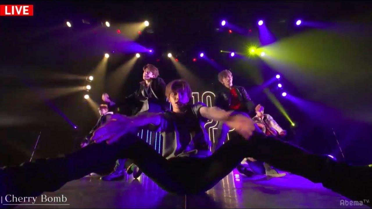 NCT 127 – Cherry Bomb Performance