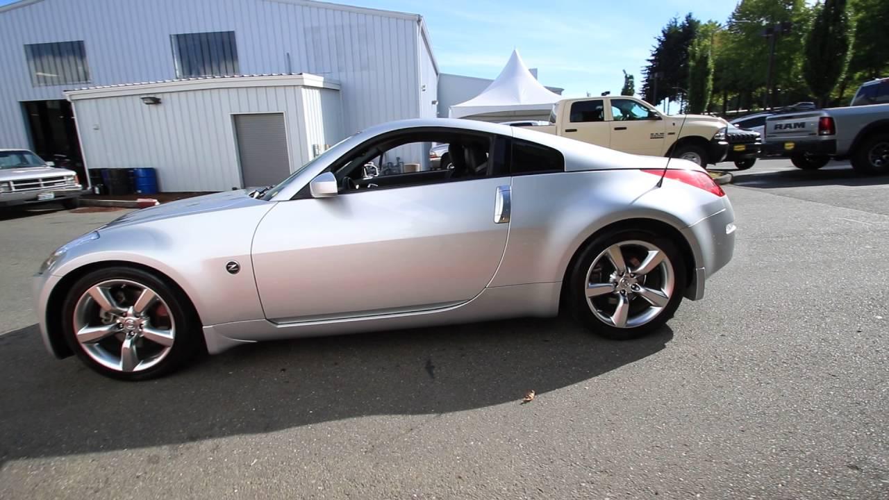 2007 Nissan 350Z | Silver Alloy Metallic | 7M550650 | Redmond ...