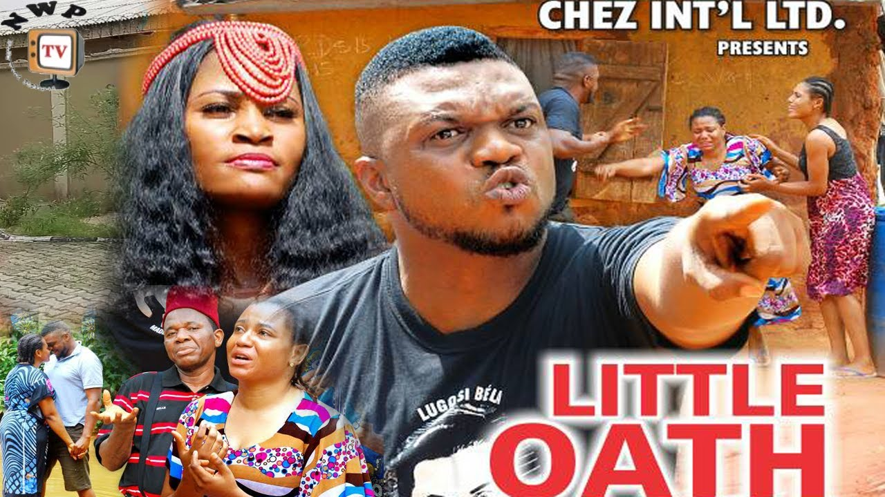 Download Little Oath Season 5 - Ken Erics 2017 Latest Nigerian Nollywood Movie