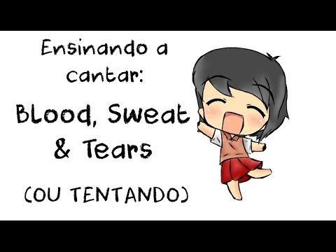 [ENSINANDO A CANTAR EM COREANO #4] Blood, Sweat & Tears (피 땀 눈물) - BTS (Dificuldade: Médio)