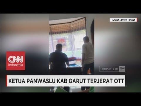 Ketua Panwaslu Kabupaten Garut Terjerat Operasi Tangkap Tangan