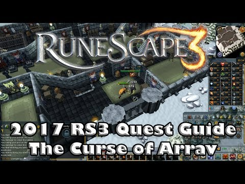 RS3 Quest Guide - The Curse of Arrav - 2017(Up to Date!)