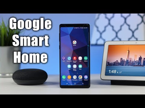 Setting Up Your Google Smart Home