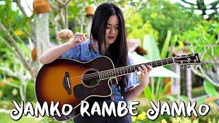 Download lagu Yamko Rambe Yamko - Fingerstyle Guitar Cover | Josephine Alexandra