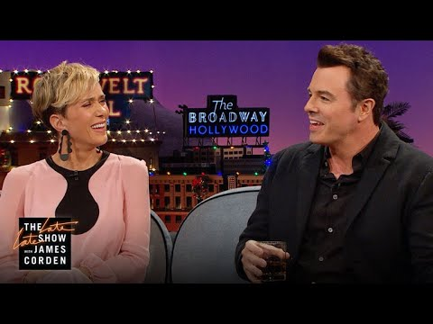Seth MacFarlane Has No Time for Astrology & Tattoos