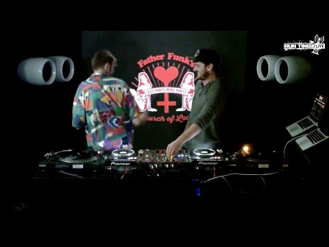 RunTingzLIVE 010 - Father Funk's Church Of Love