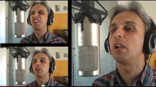 How to sing Sgt Pepper vocal harmony Reprise Beatles