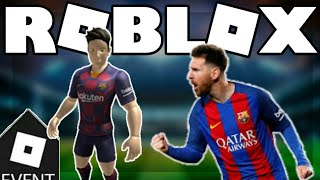 LEAKS ROBLOX FIFA EVENT 2019 DI ROBLOX