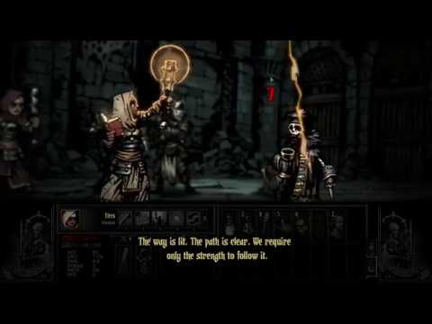 ROMPSTOMPIA! - Darkest Dungeon EP3: Misery and mistakes