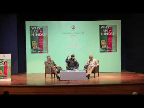 Shashi Tharoor and Dr Karan Singh in conversation with Rajdeep Sardesai: Why I Am a Hindu
