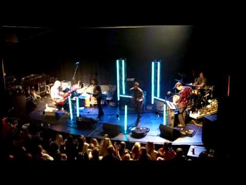 Southern Trance by Moon Taxi 10-30-12 at The Lyric Oxford theater live in Oxford, Mississippi