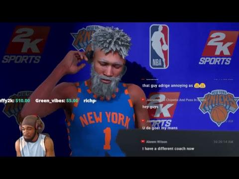 """NBA 2K18 - 6'8"""" Pure Lockdown Defender Badge Grind"""