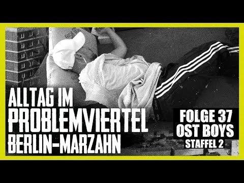 ALLTAG IM PROBLEMVIERTEL BERLIN-MARZAHN 4K   37. FOLGE   STAFFEL 2   OST BOYS