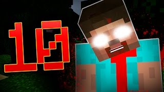 10 Scariest Banners in Minecraft