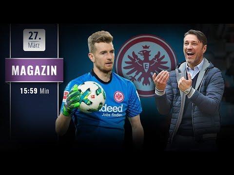 Kader-Planspiele 2018/19: Eintracht Frankfurt im Fokus