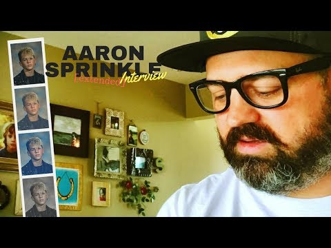 Aaron Sprinkle Interview- April 16, 2017